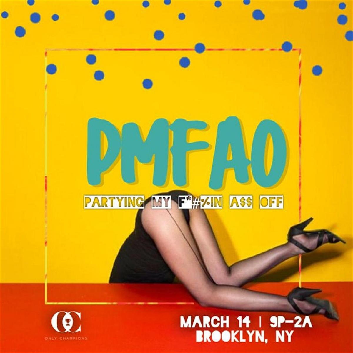 PMFAO flyer or graphic.