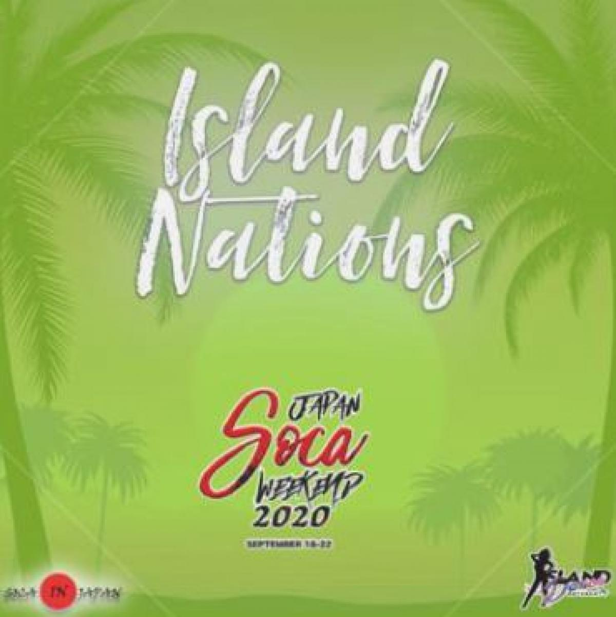 Island Nation flyer or graphic.