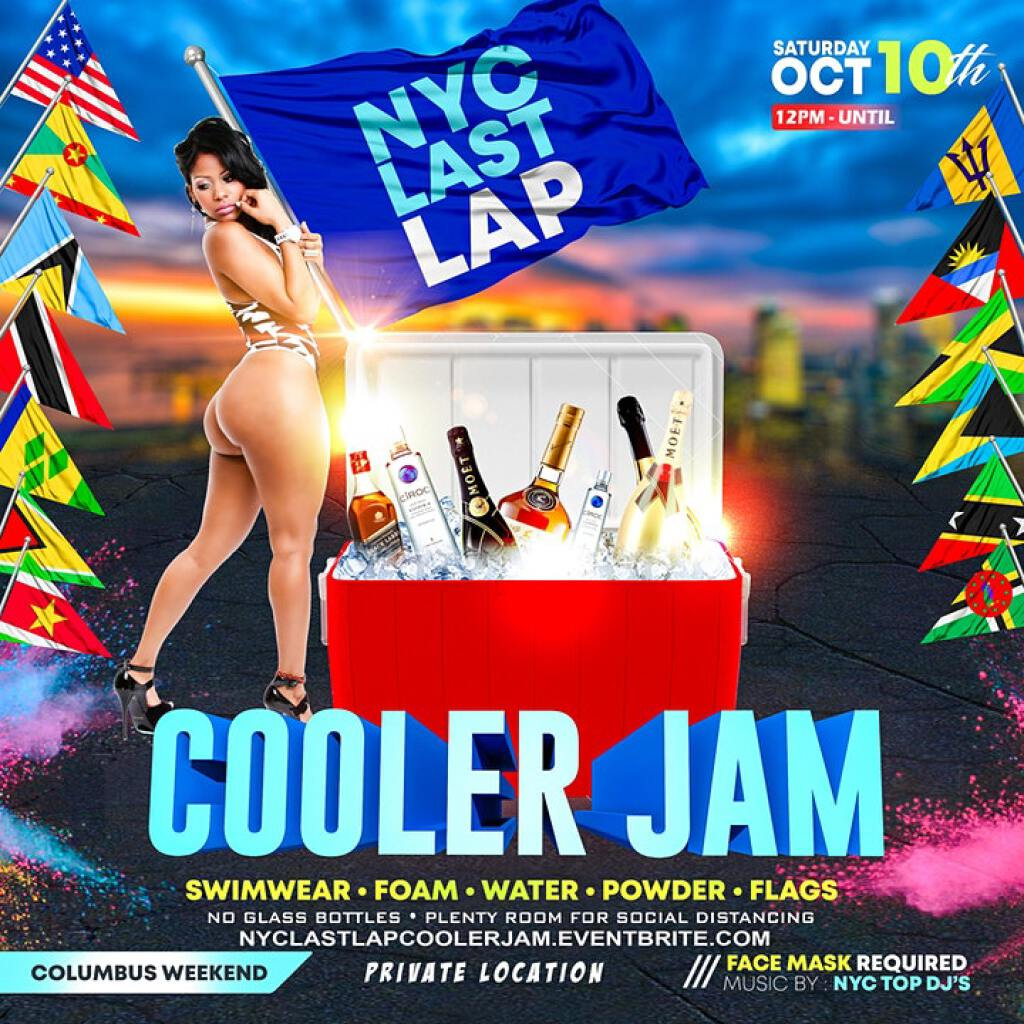 NYC Last Lap flyer or graphic.
