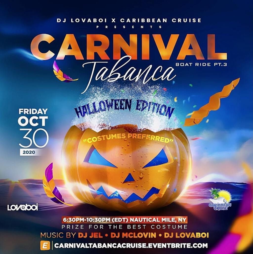 Carnival Tabanca Pt.3 flyer or graphic.