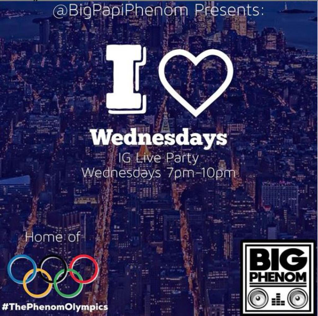 I Love Wednesdays    flyer or graphic.