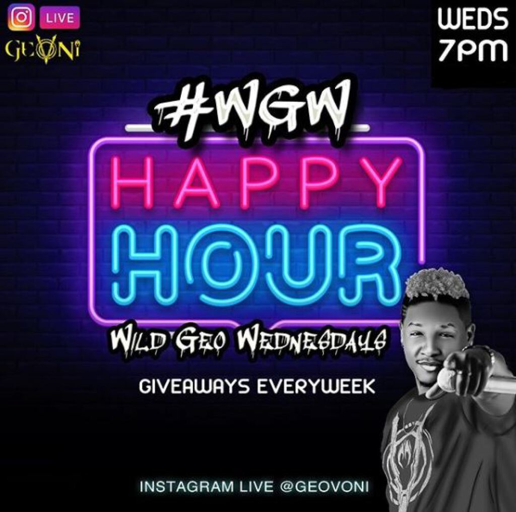 Wild Geo Wednesdays      flyer or graphic.