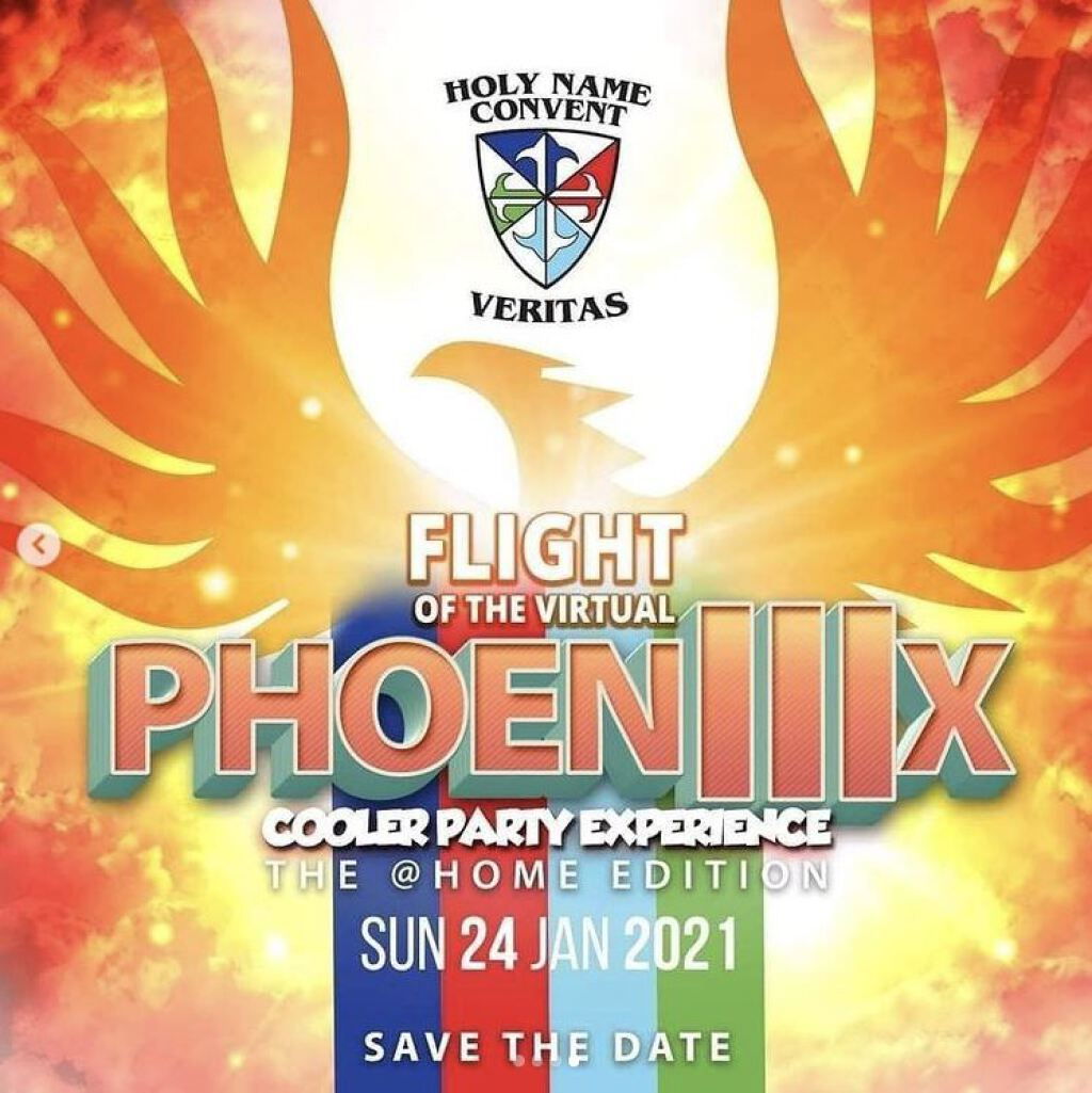 Flight of the Virtual Phoenix III - The @Home Edition flyer or graphic.