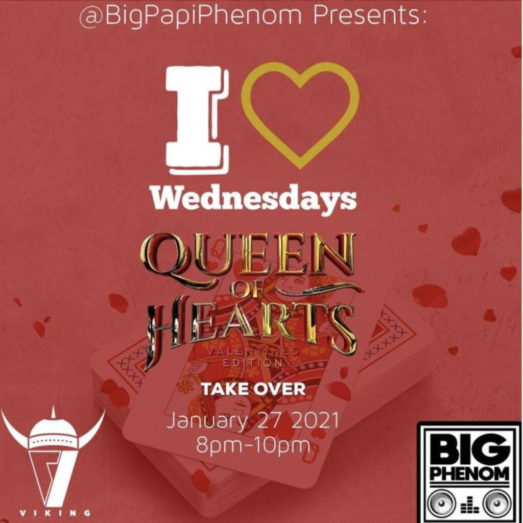 I Love Wednesdays- Special Edition flyer or graphic.