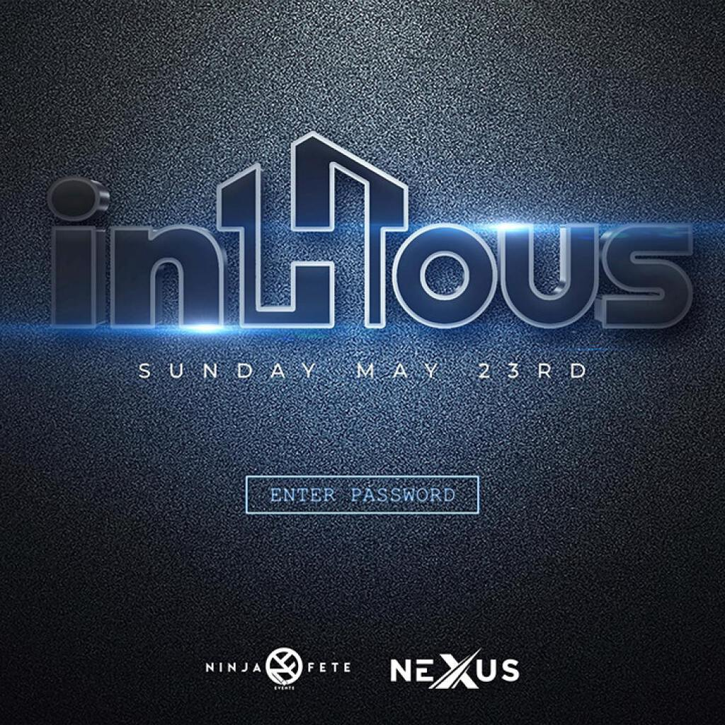 InHous flyer or graphic.
