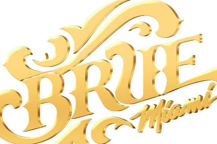 Brue Miami flyer or graphic.