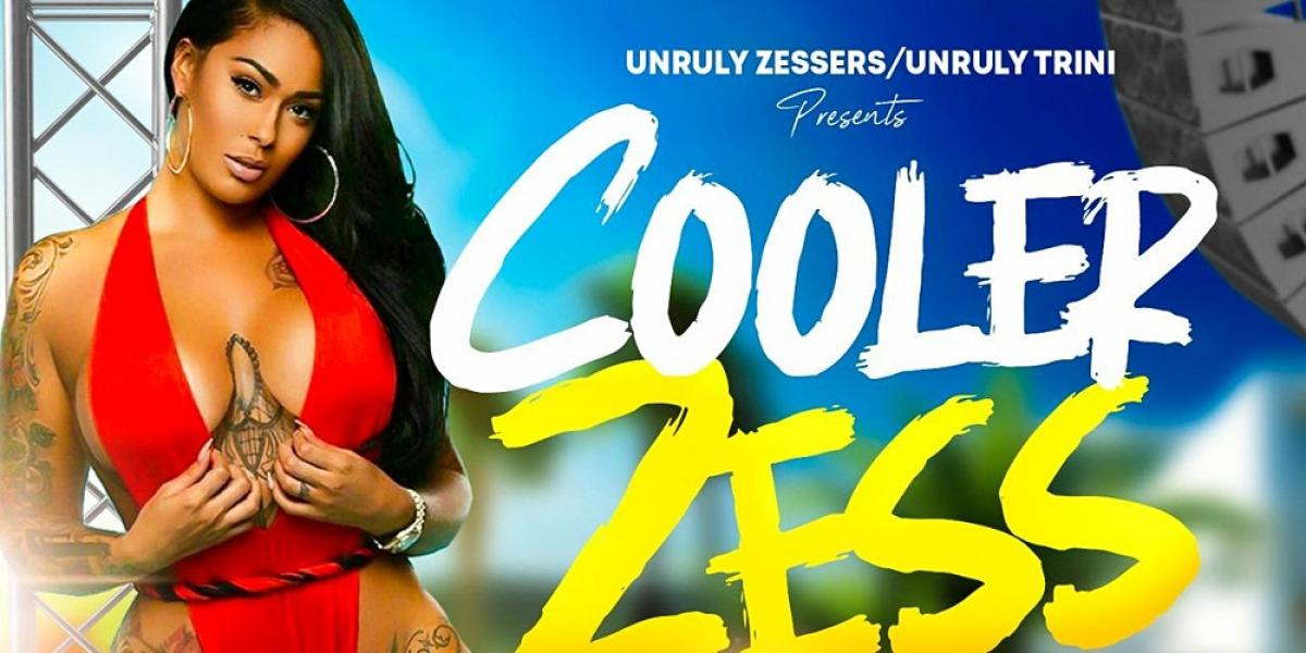 Cooler Zess flyer or graphic.