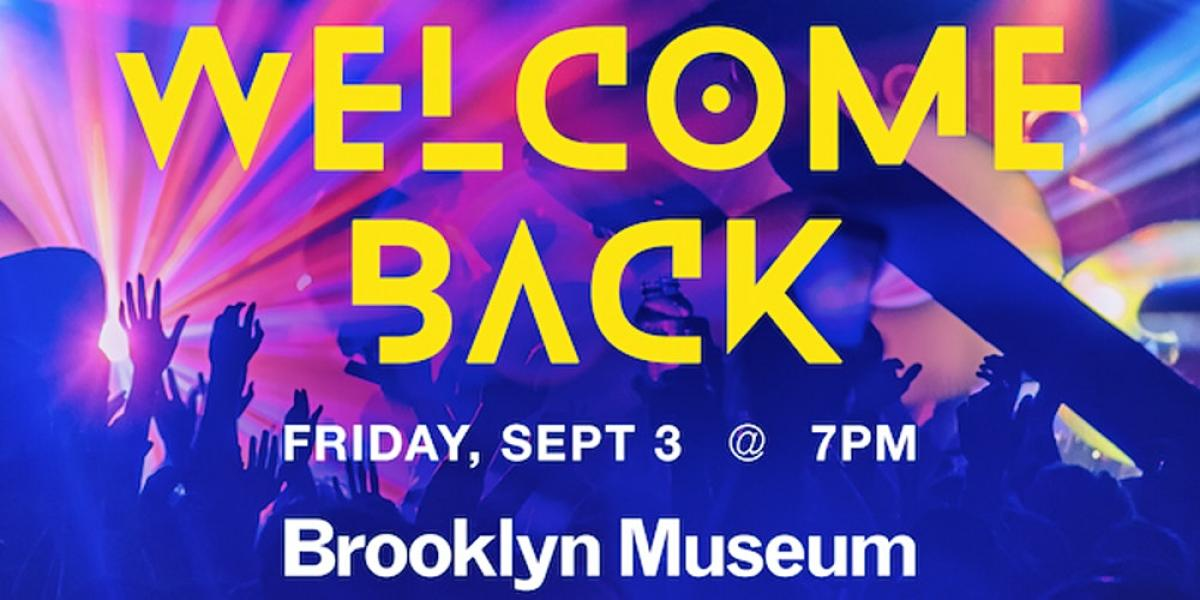Welcome Back! New York Carnival 2021 flyer or graphic.